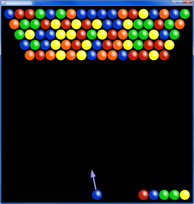online games bubble shooter